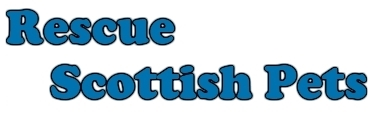 Rescue Scottish Pets Logo